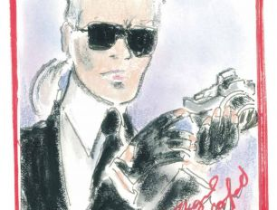 Karl Lagerfeld's Vision of Fashion