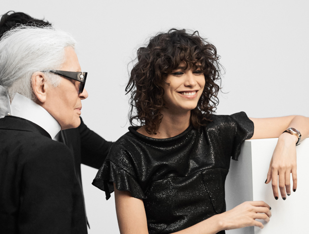 GO BEHIND THE SCENES WITH KARL