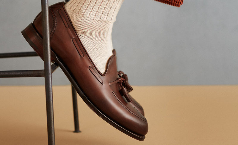 6fcc0be1058 MR PORTER launches exclusive footwear celebrating the Best of British  Loafers