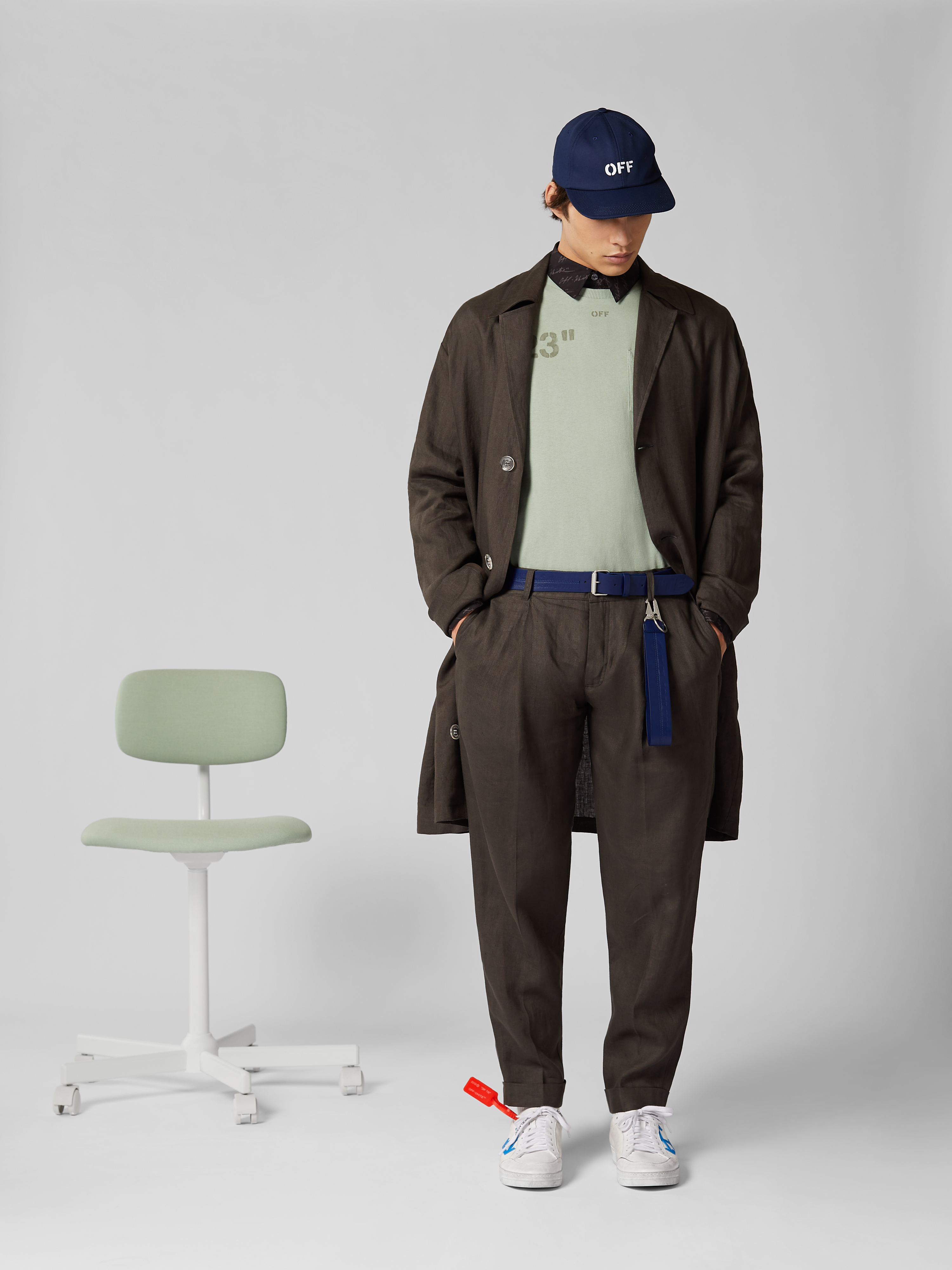 e795bf449af MR PORTER and Off-White to launch exclusive capsule collection ...
