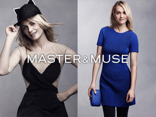 Master & Muse by Amber Valletta