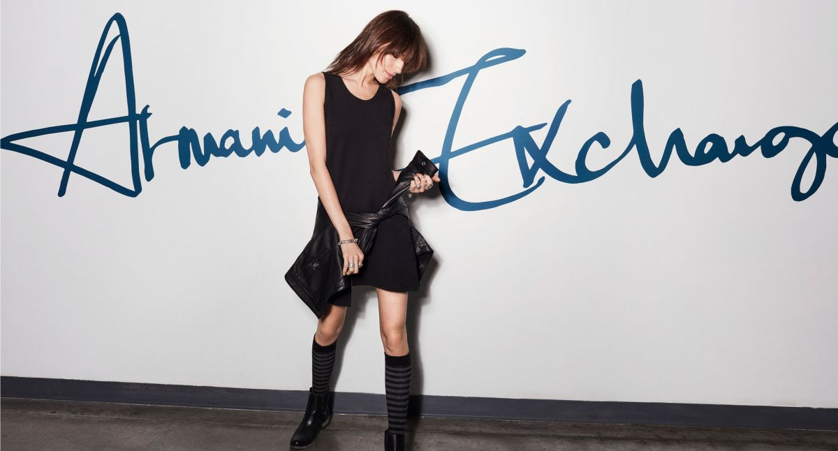 Canada Goose down replica store - Armani Exchange, designer clothing & accessories for men and women ...