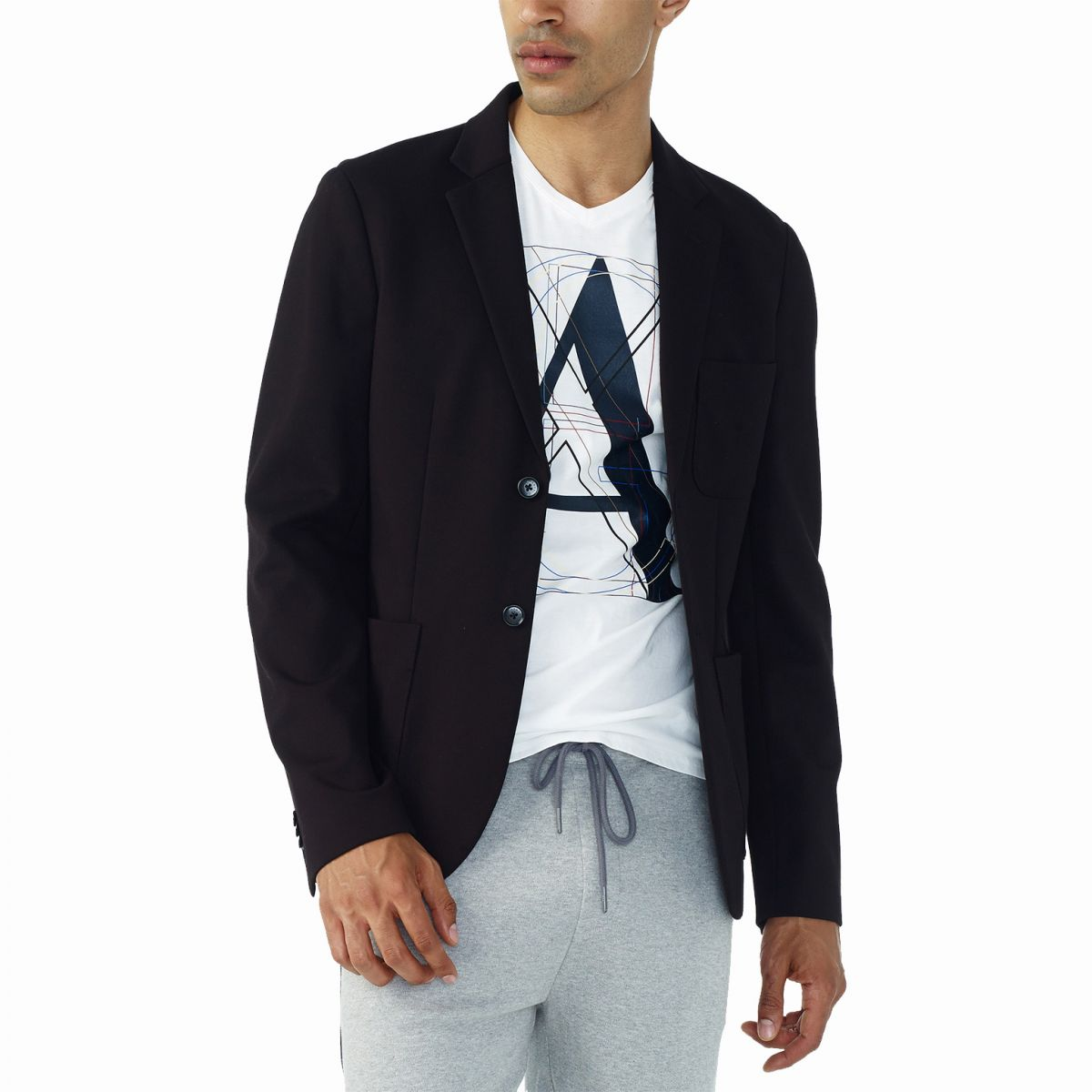 Armani exchange men 39 s designer clothes fashion apparel Designer clothing for men online sales