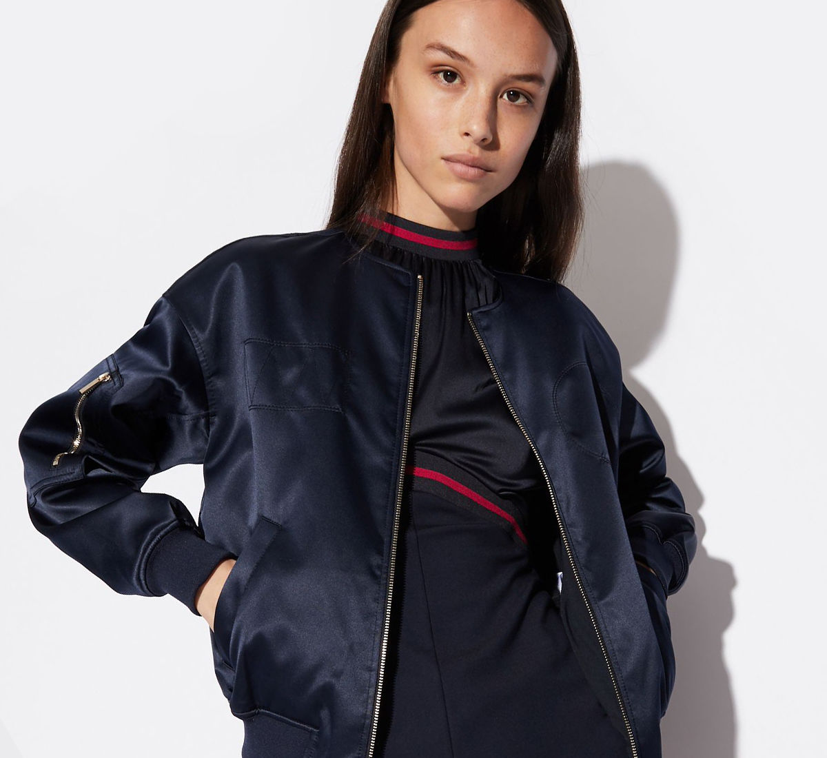 Womens Jackets and Tops