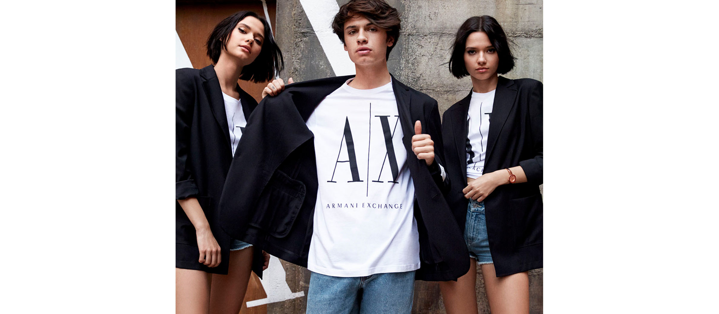 models wearing icon collection