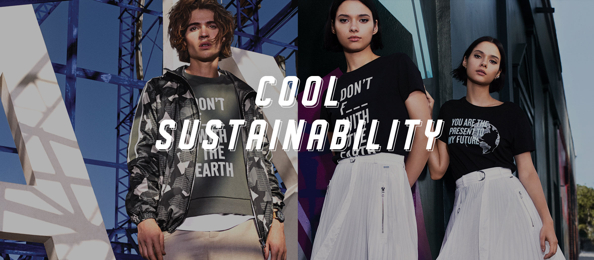 Cool Sustainability Collection