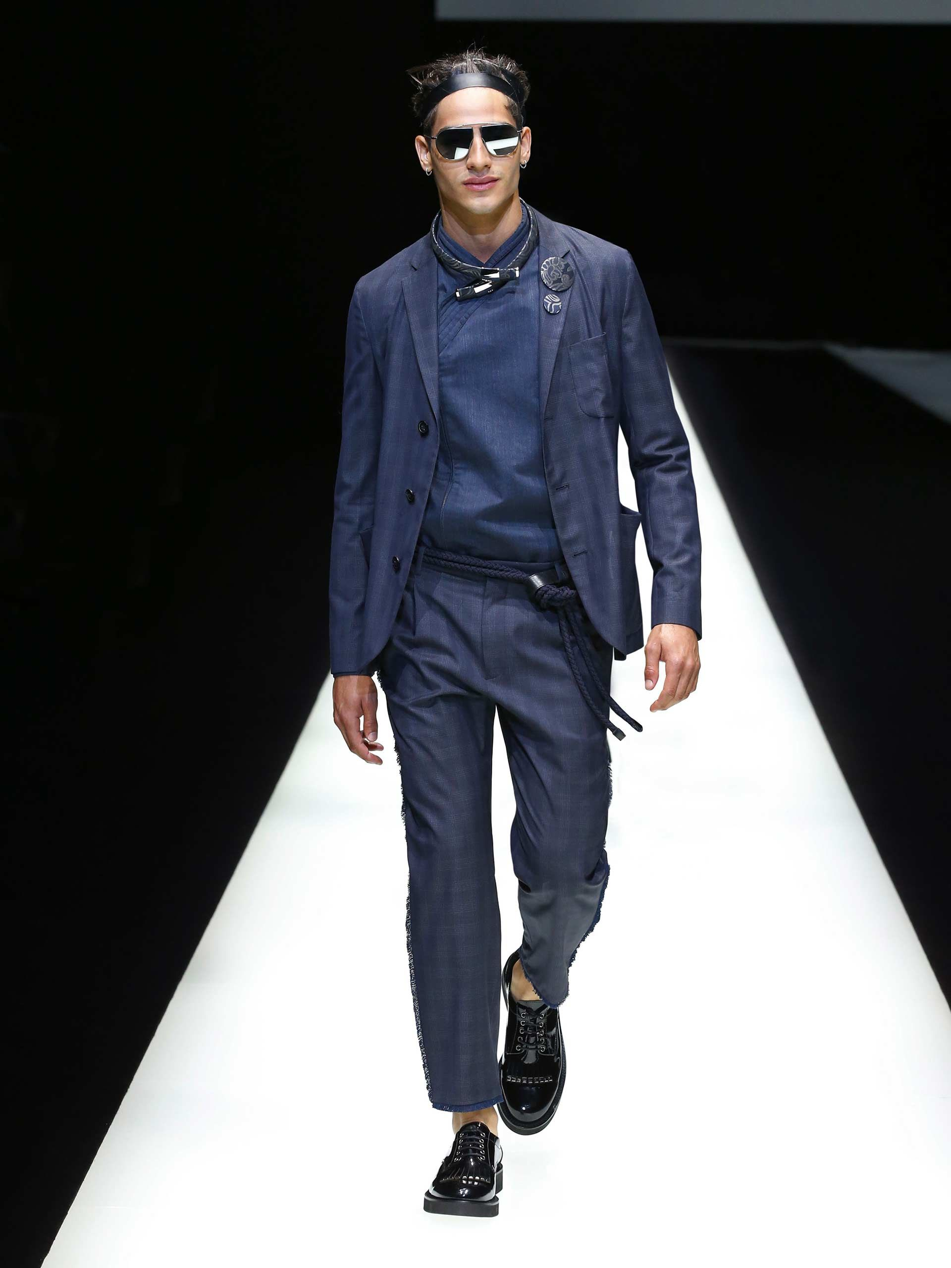CATWALK LOOKS. Scroll through each look from the men s Spring Summer ... 64d0663d1e