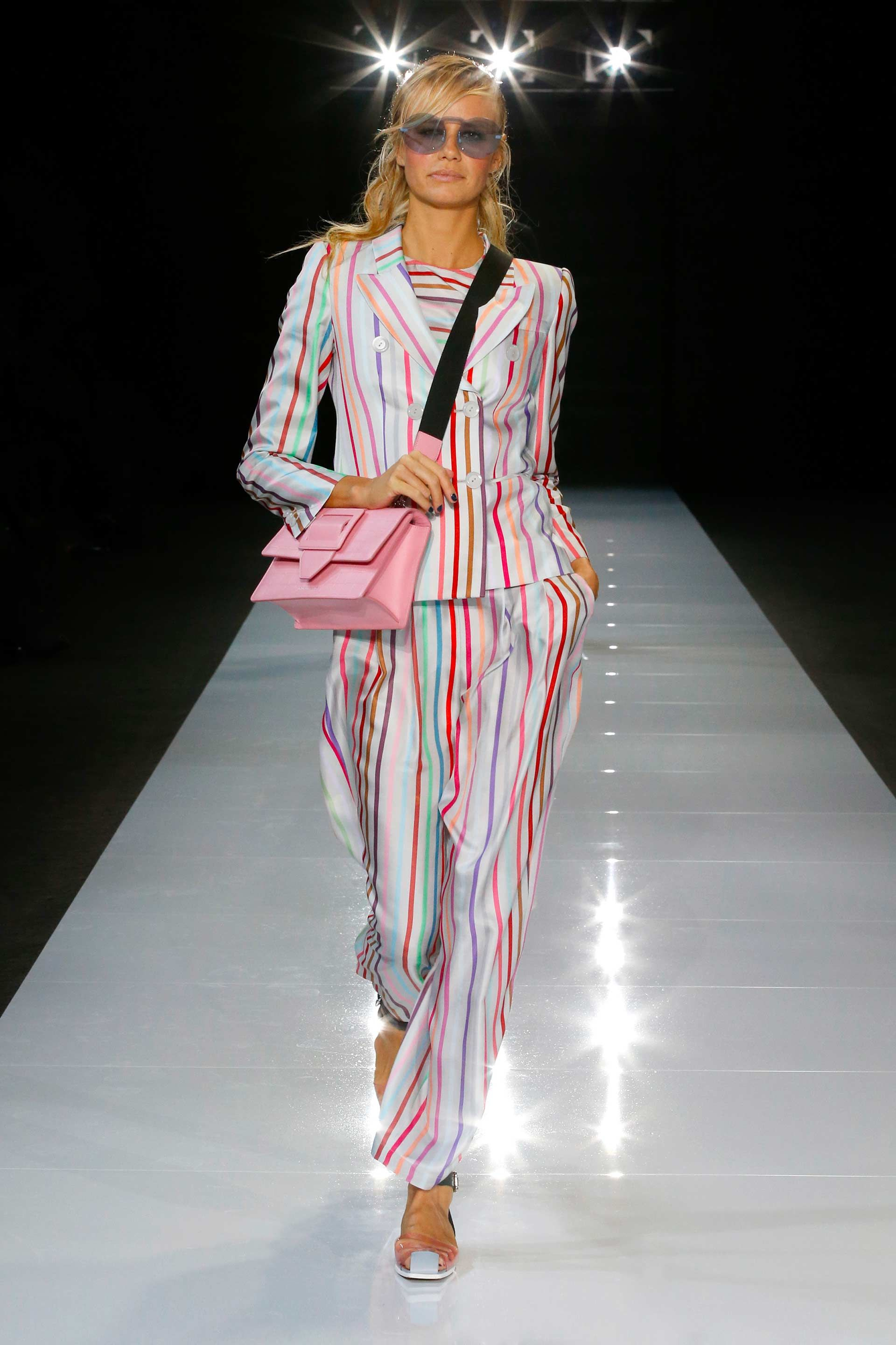 Emporio Armani Women Fashion Show