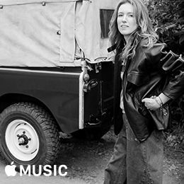 Chloé's Clare Waight Keller on Apple Music – On the road