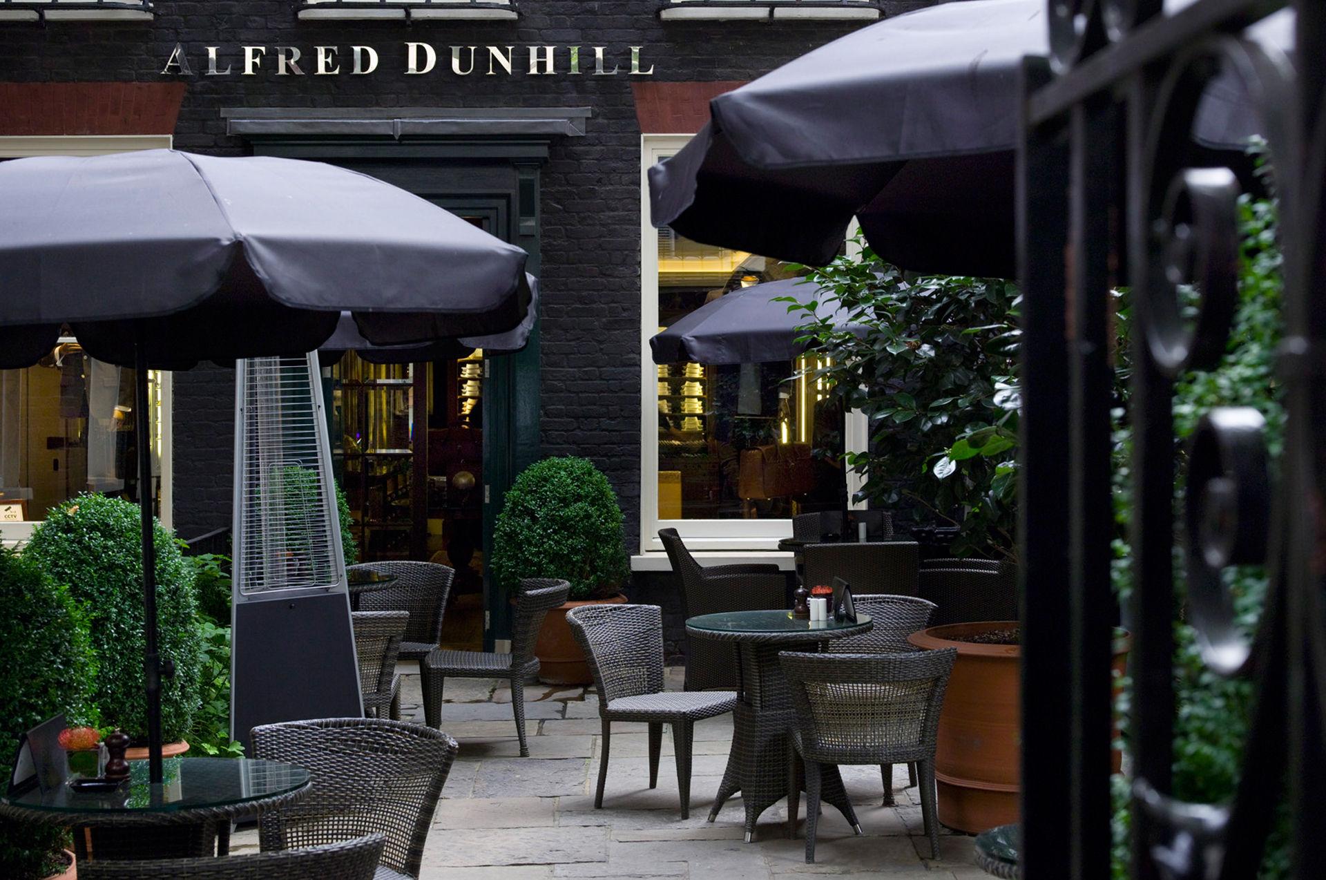 london bourdon house dunhill online store. Black Bedroom Furniture Sets. Home Design Ideas