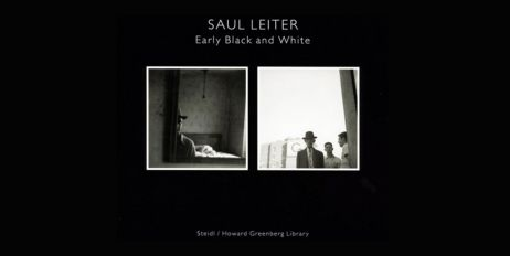 Karl loves: Early Black and White – Saul Leiter