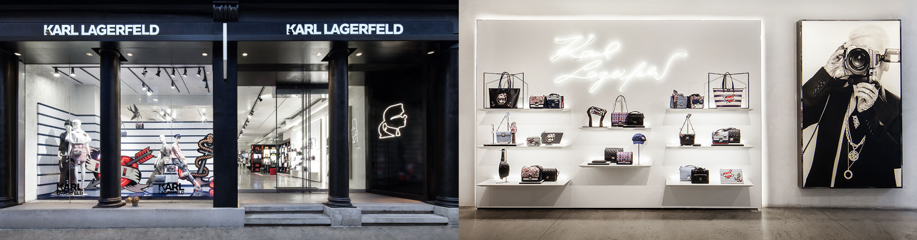Unsere Stores - Karl Lagerfeld