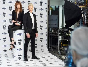 Behind the scenes 'Karl is a Robot' Spring-Summer 2016