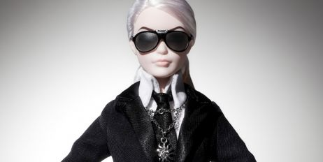 Karl likes: Barbie Exhibition