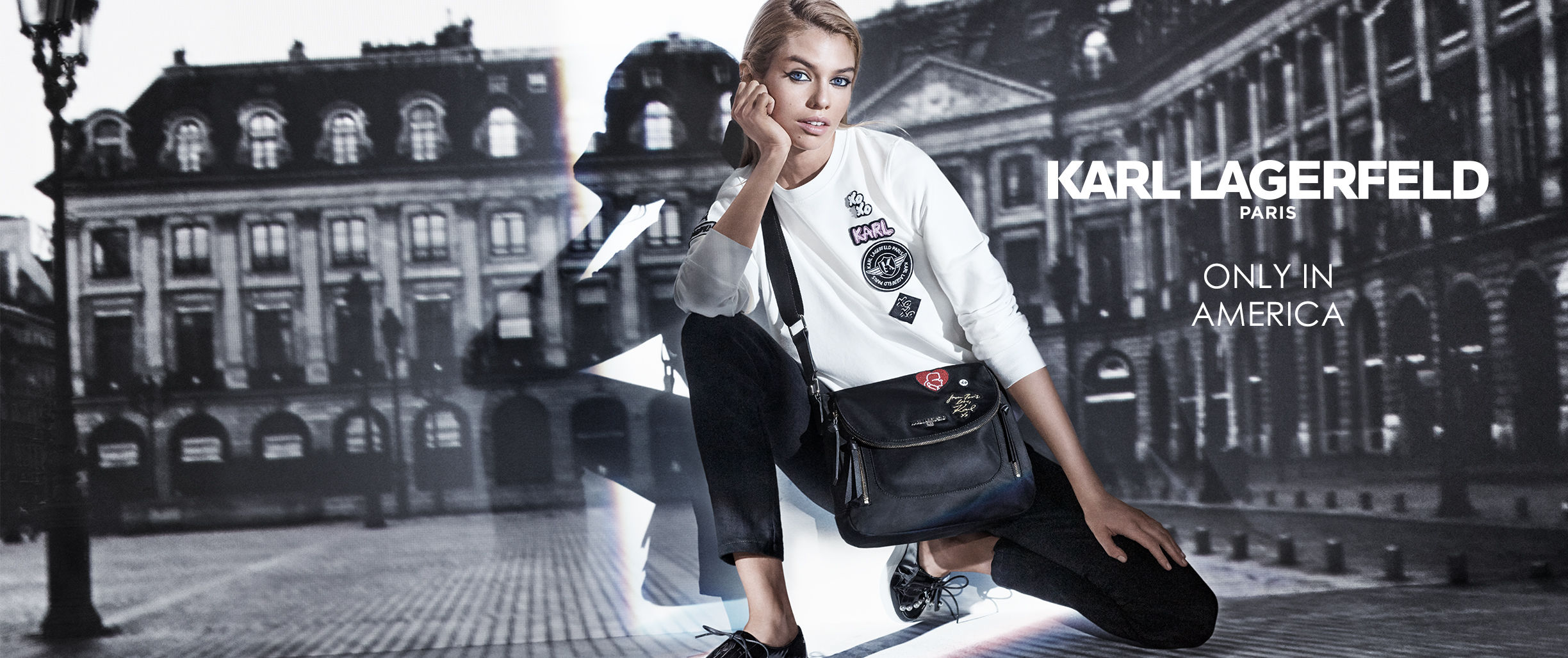 KARL LAGERFELD PARIS SHOP NOW