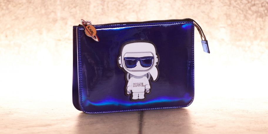 """""""KARL IN SPACE"""" HAS LAUNCHED"""