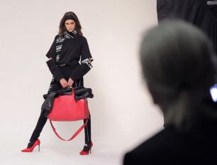 BEHIND THE SCENES OF THE FALL-WINTER 2018 CAMPAIGN