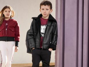 ON THE GO WITH KARL LAGERFELD KIDS