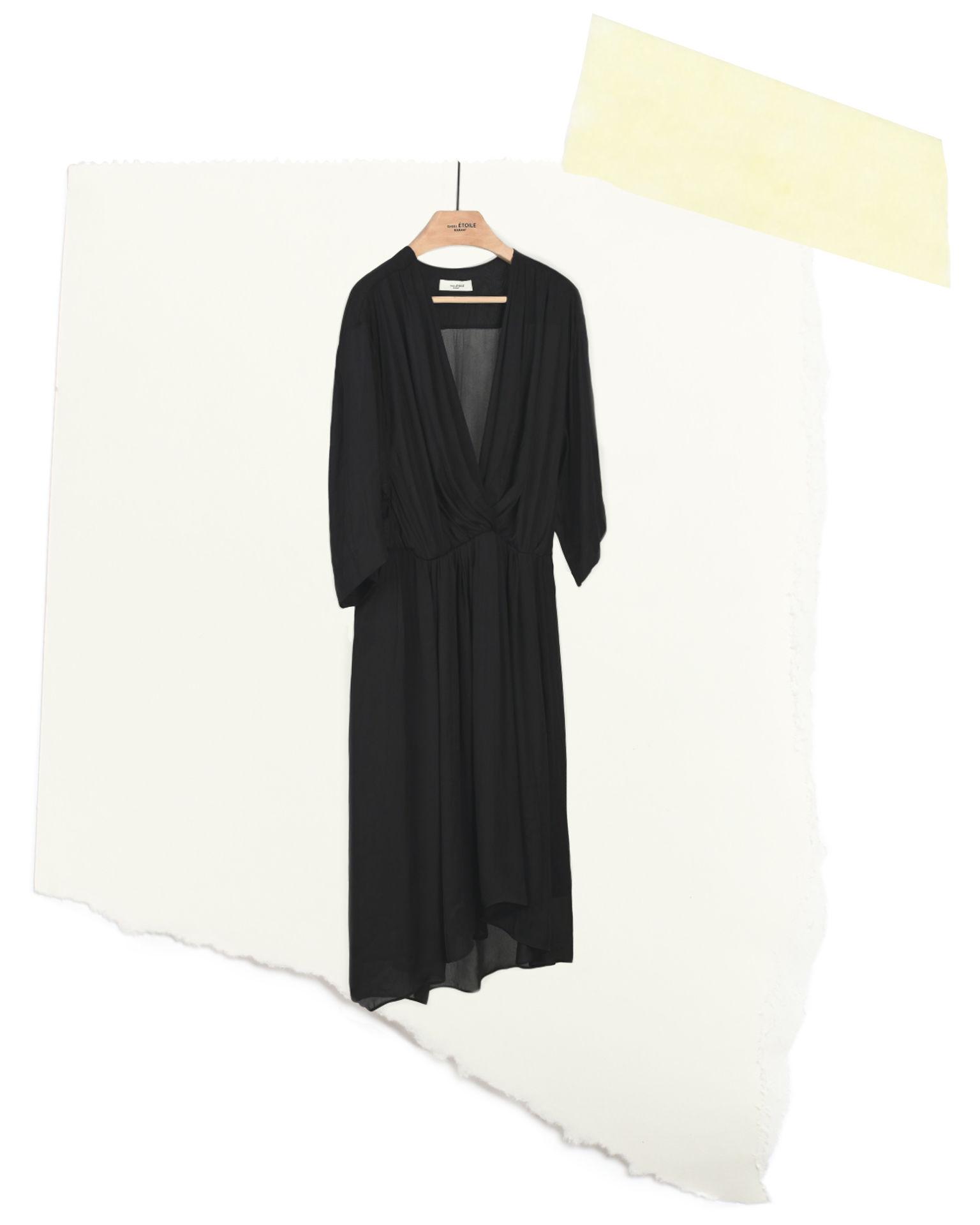 MAGDA mid-length dress