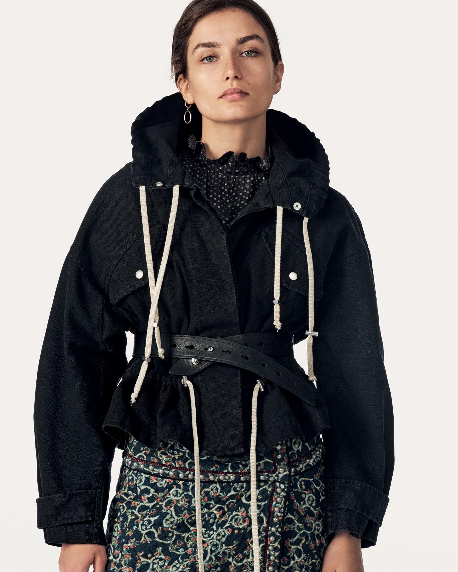 LAGILLY short jacket