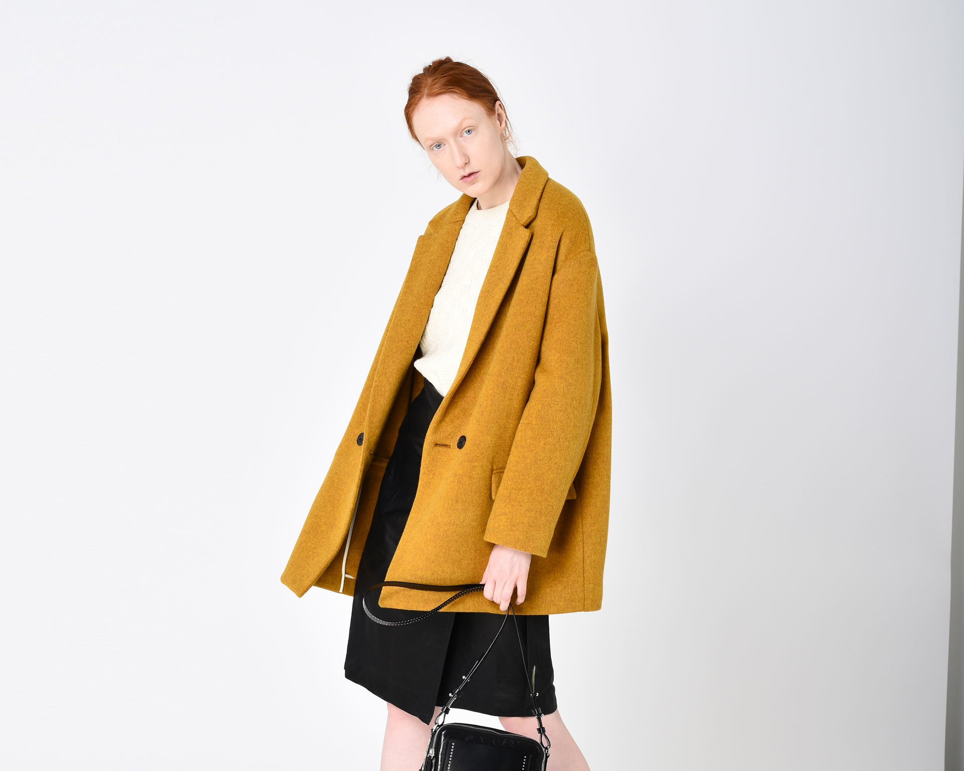 FILEY wool coat