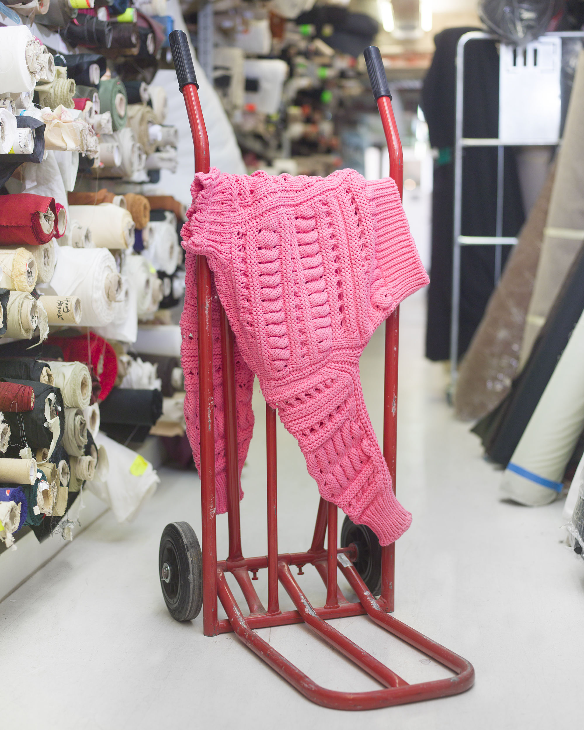 ZOE knit jumper