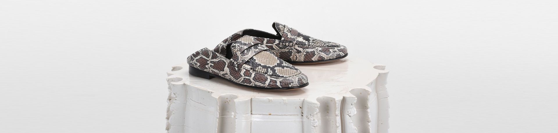 FEZZY printed loafers