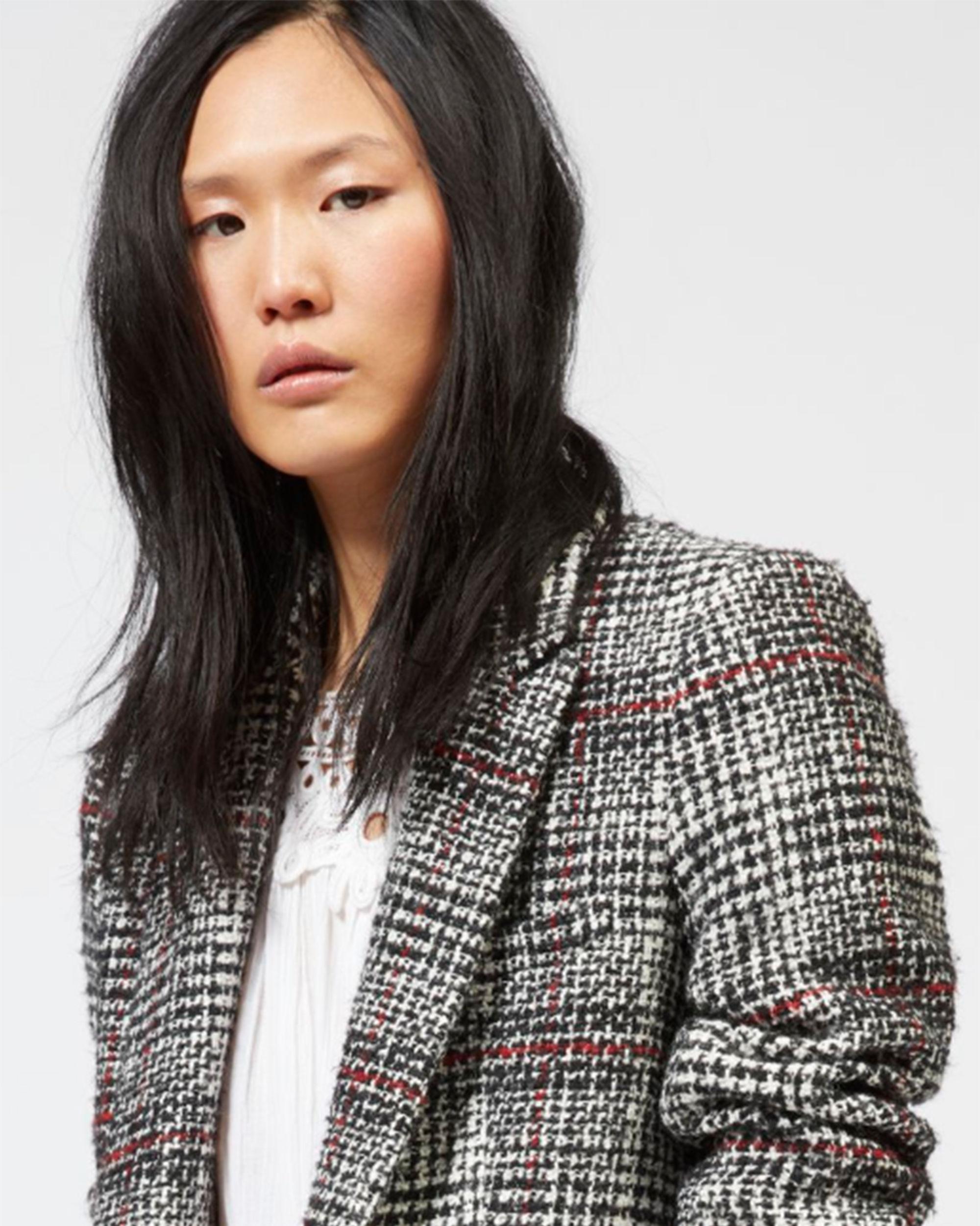 ICE wool jacket