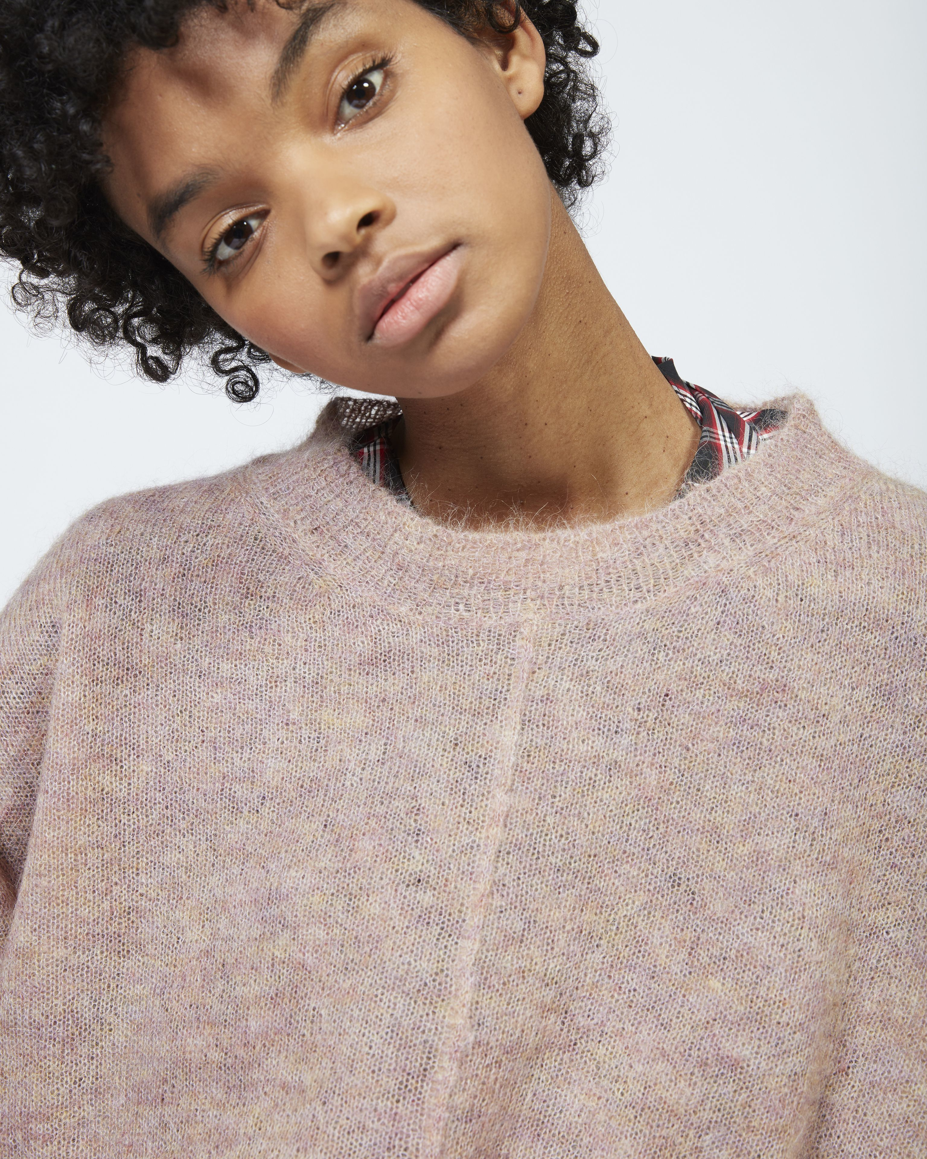 CHESTERY mohair jumper