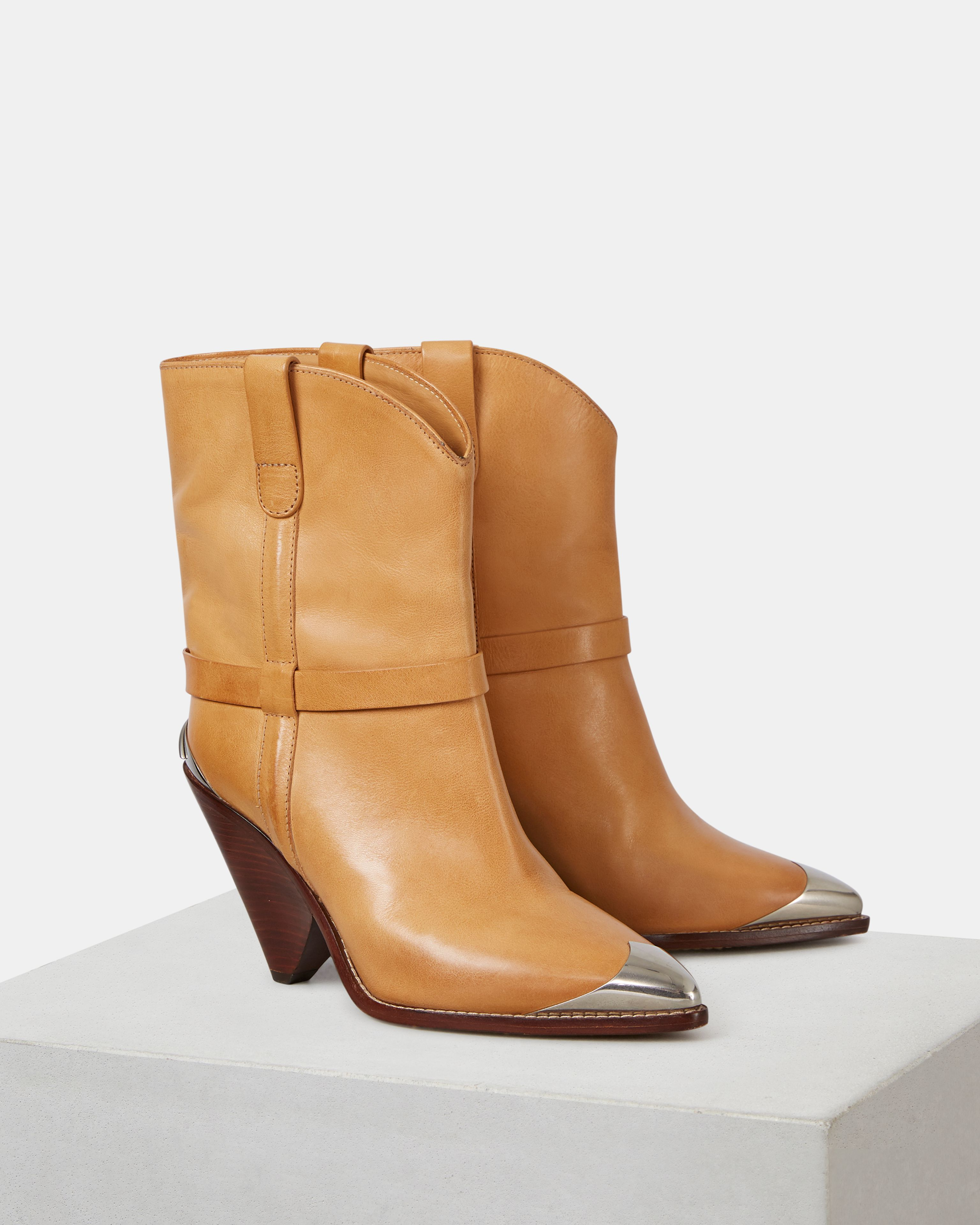 LAMSY ankle boots