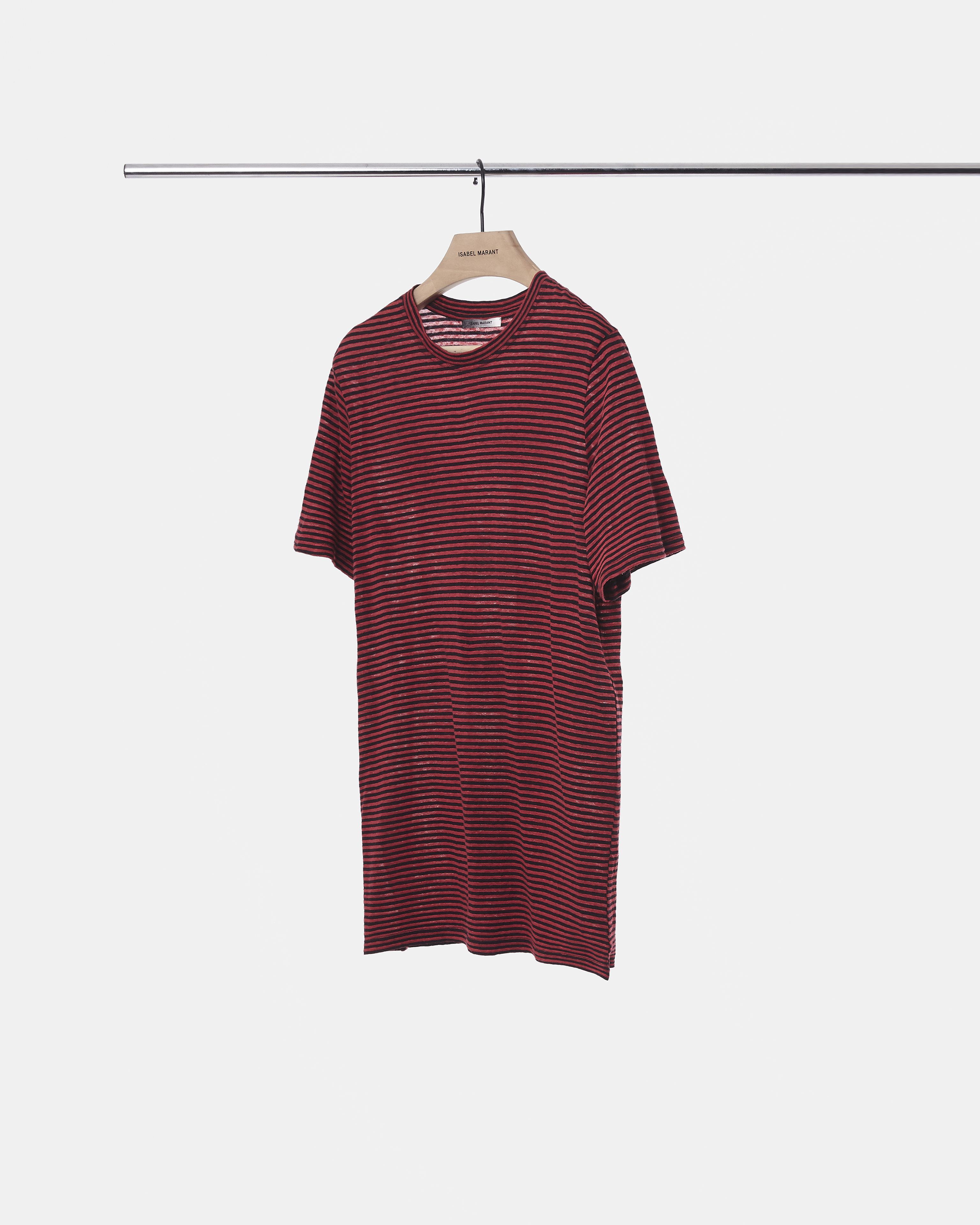 LEON striped T-shirt