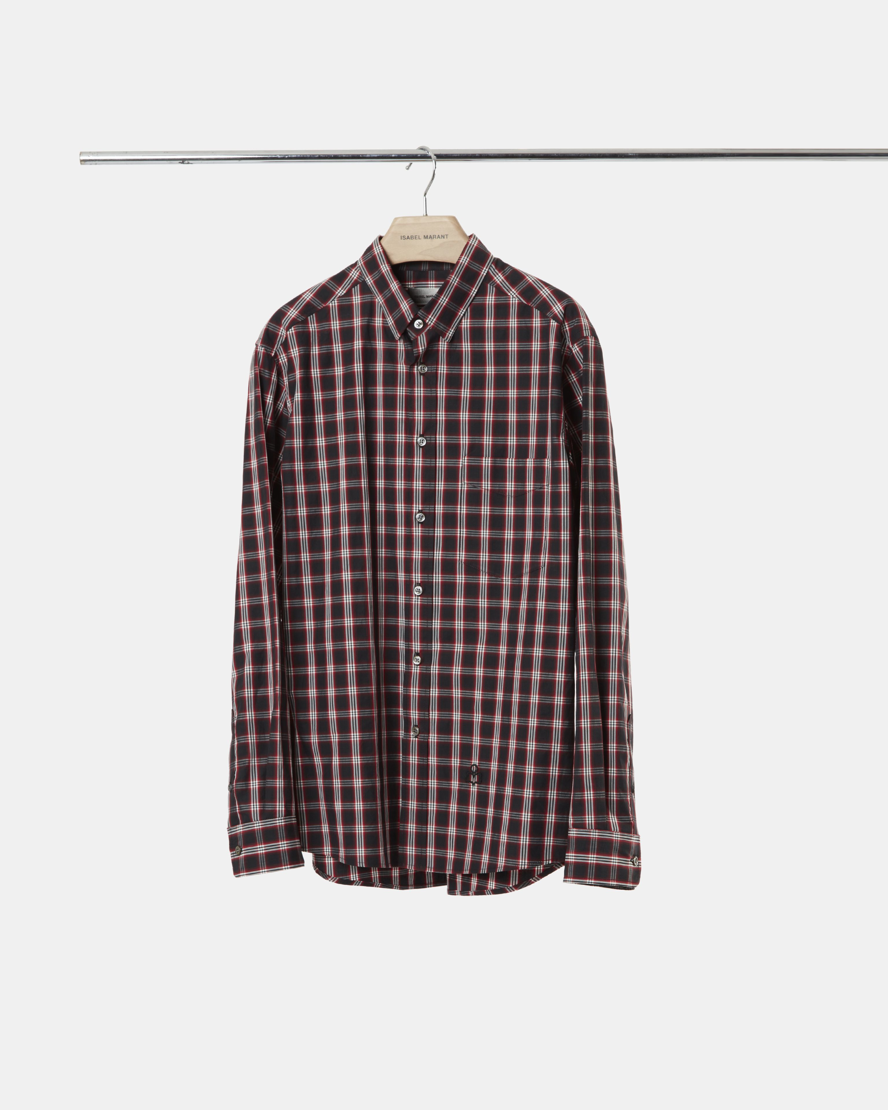 JASON checked shirt
