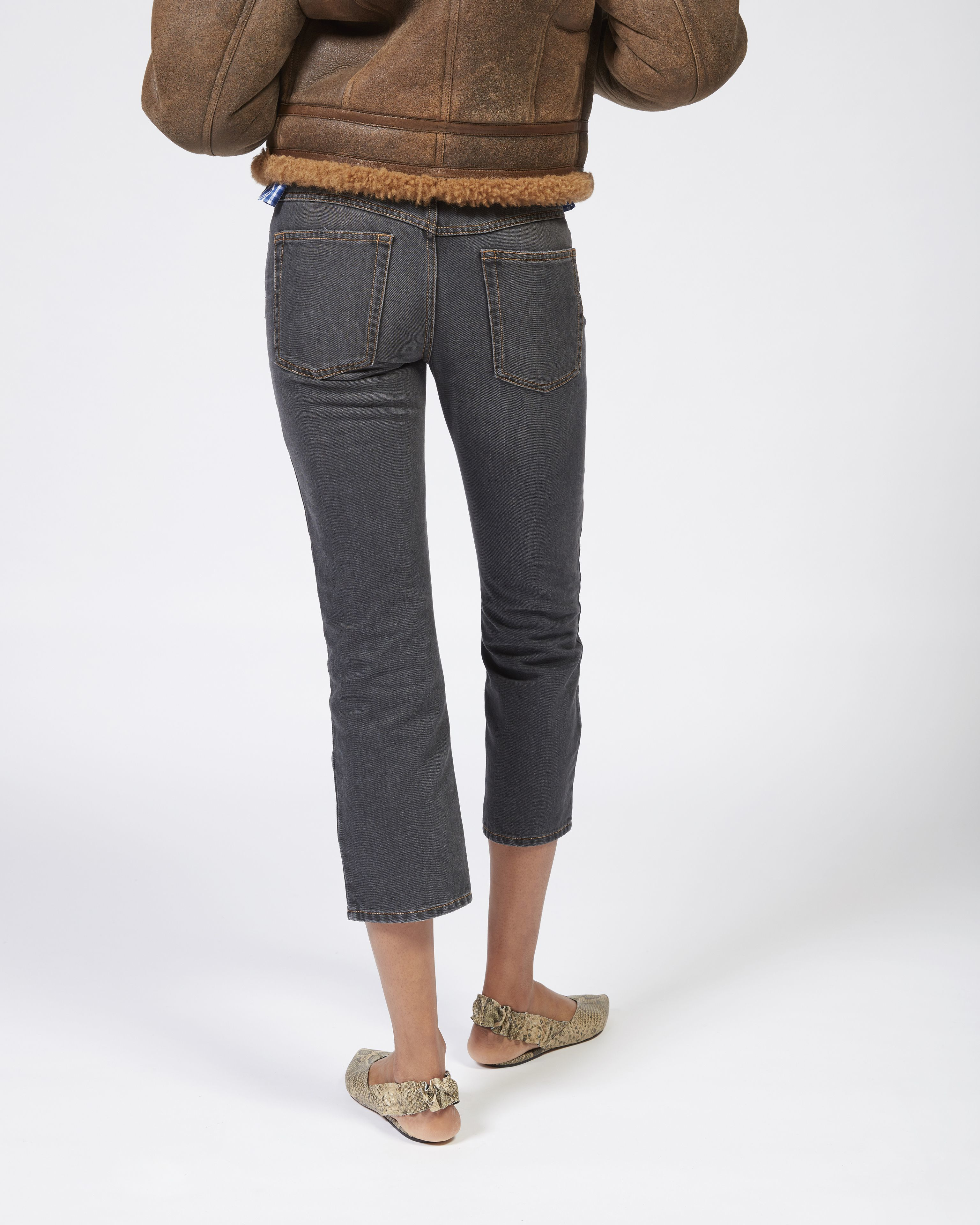 CAOLO flared jeans