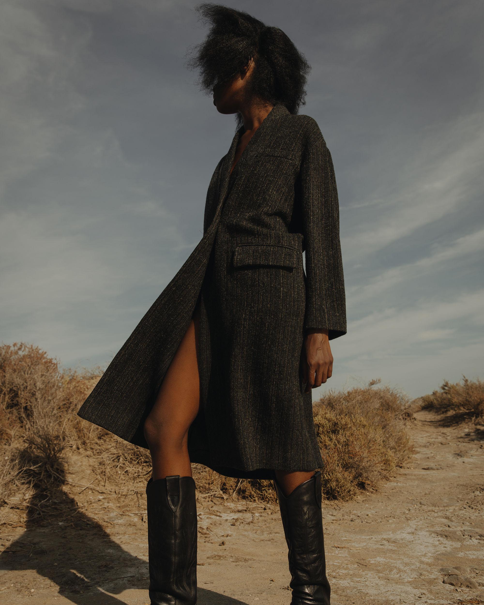 HENLO long coat