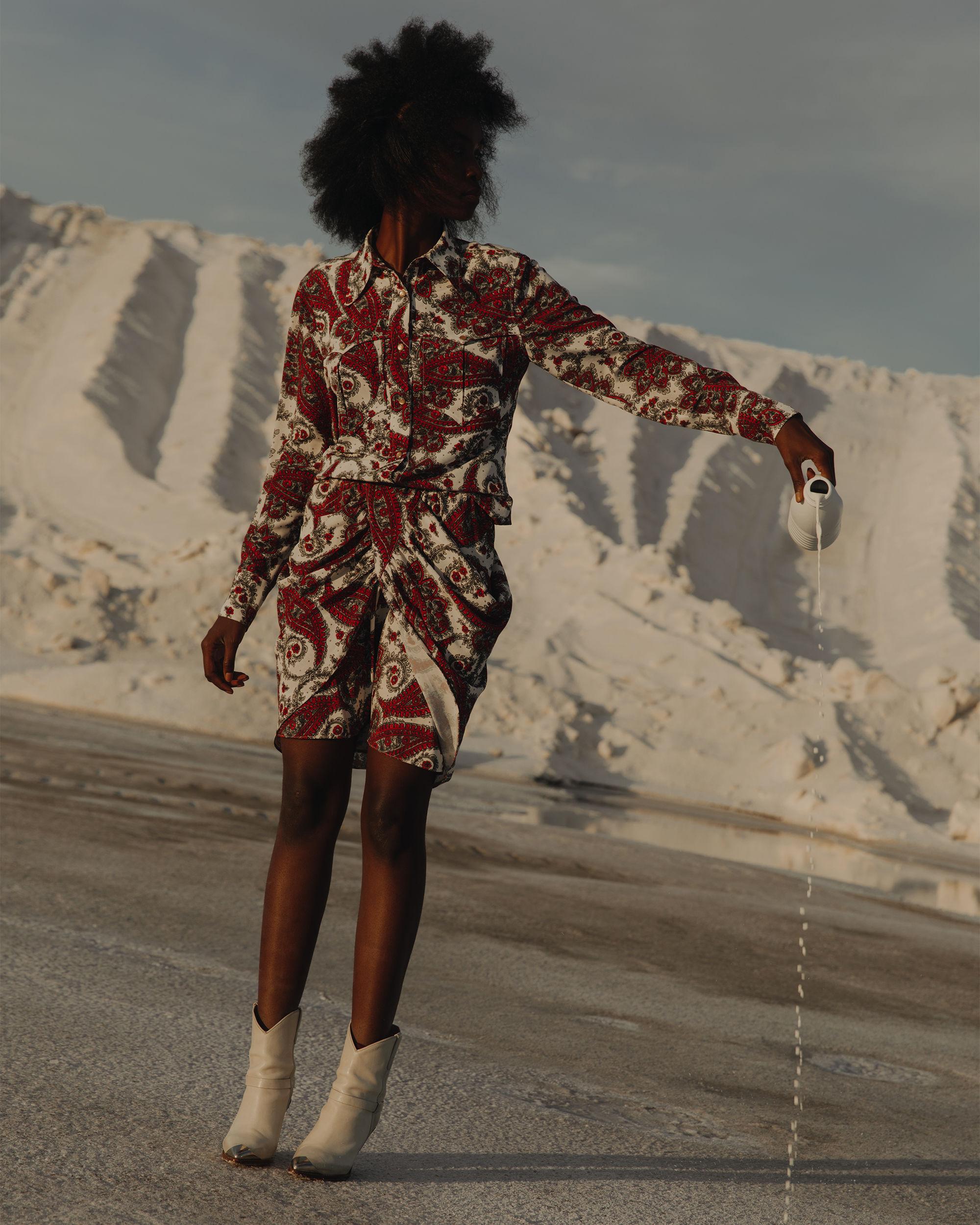 TILENA mini skirt