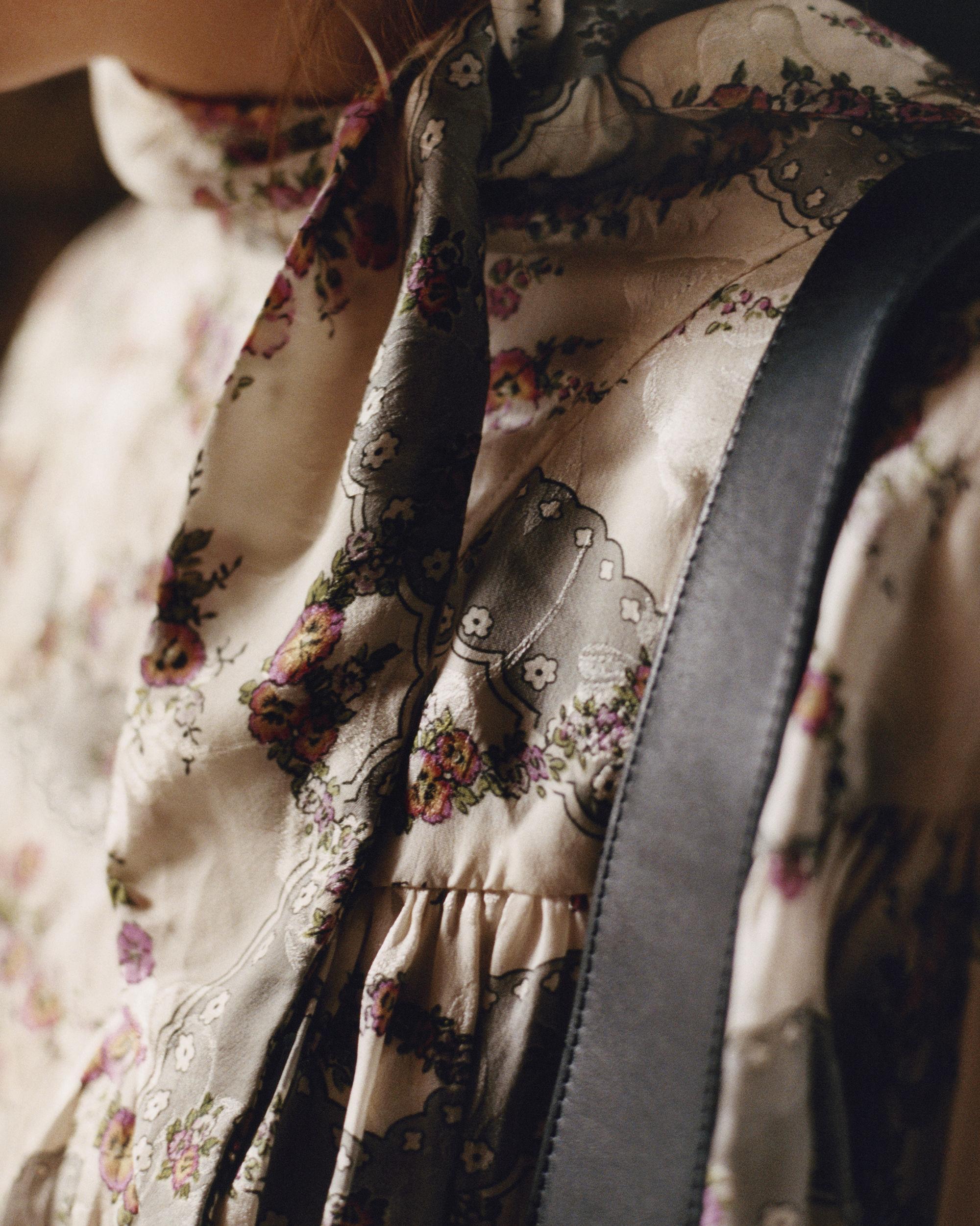 JOSEPHINE printed dress