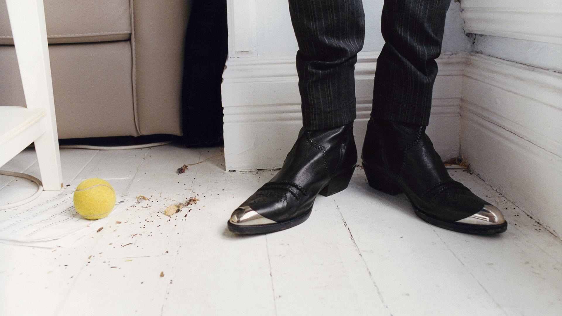 DENRYO boots
