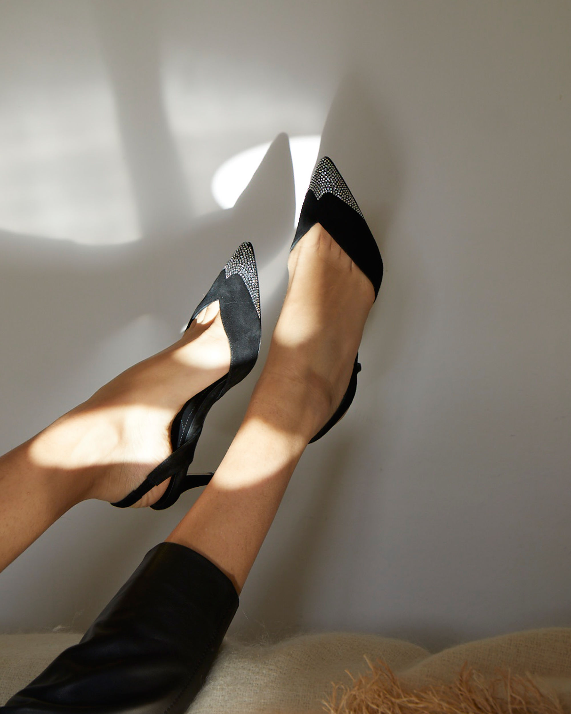 PARKLING heels