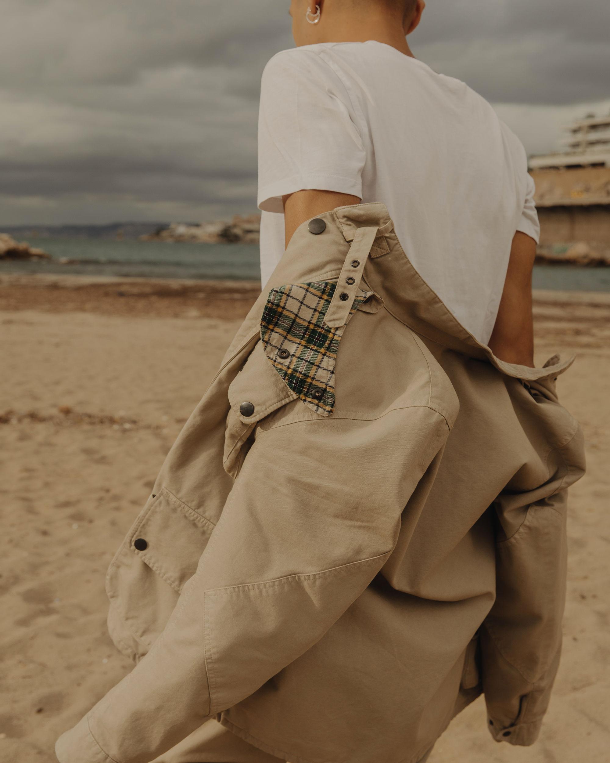 LUBIN jacket