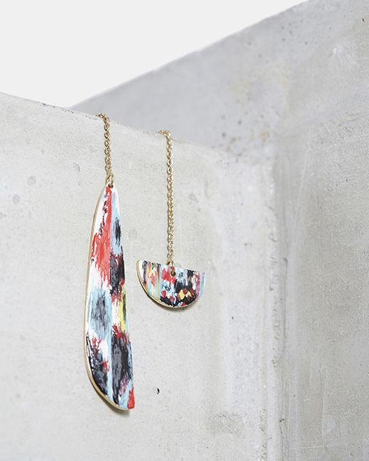 MA VALLEE earrings