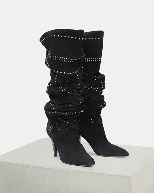 LESTEE high heeled boots