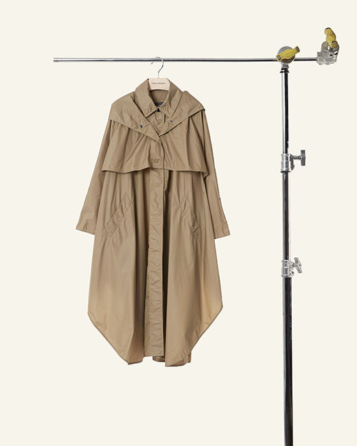 COLEEN rain coat