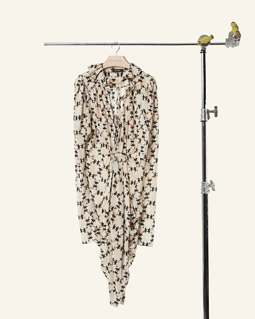 BLANDINE DRESS