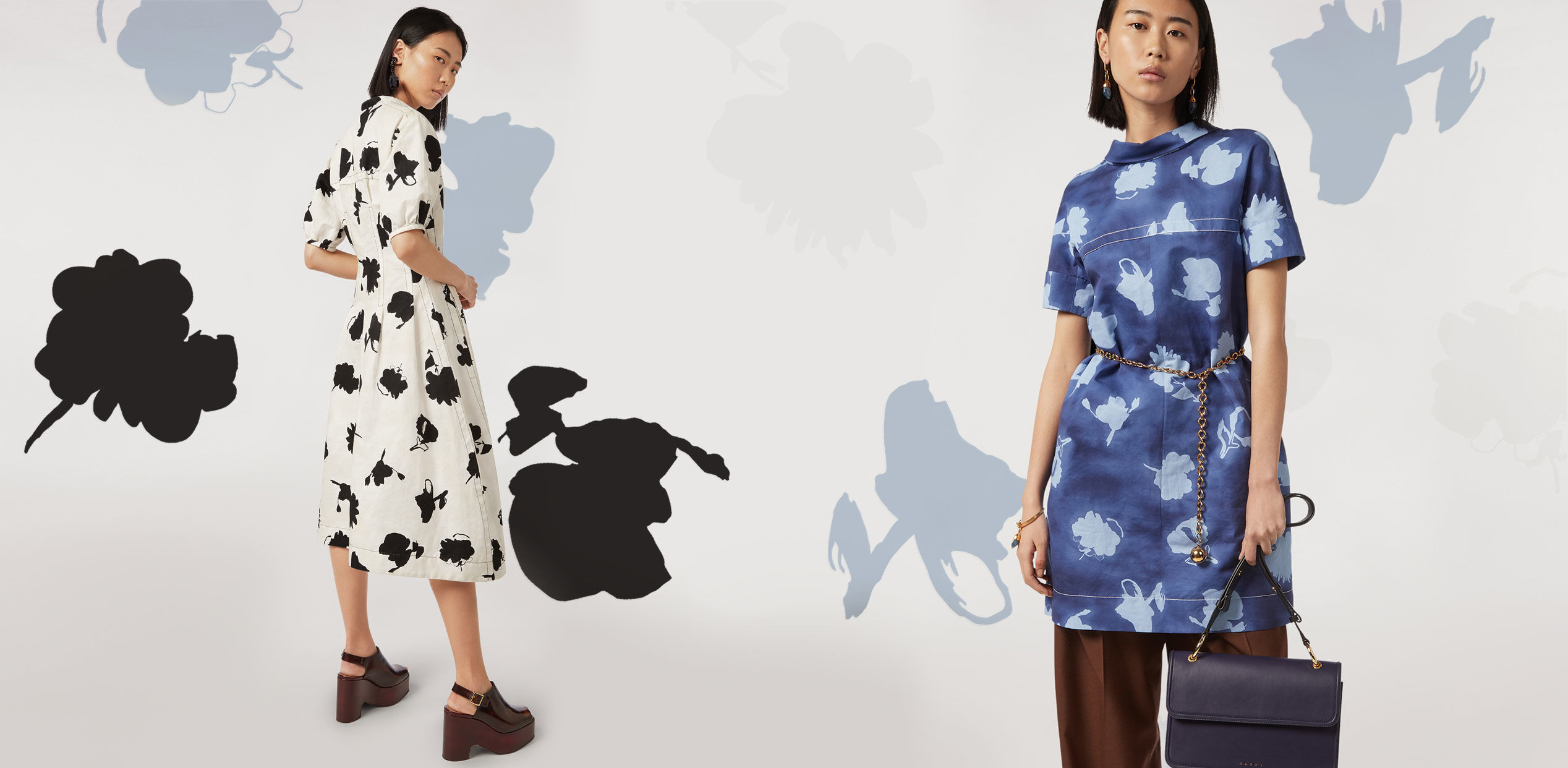 4058e8493908 WOMEN'S DRESSES New prints from the Prefall 2019 collection