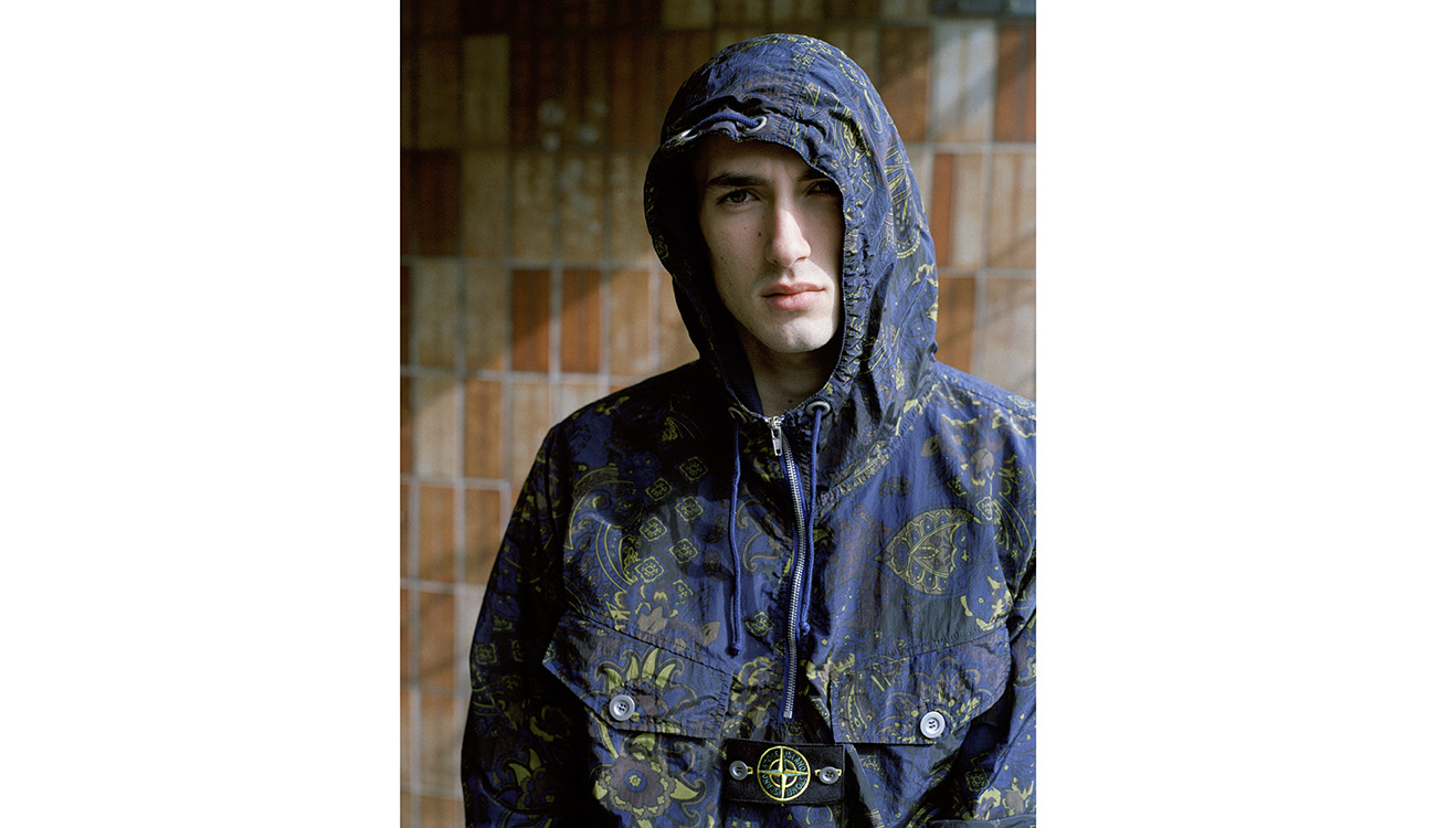 Supreme x Stone Island Menswear: SS15 Collection forecasting