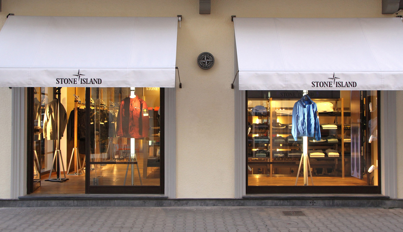 the best attitude 42c92 ae526 Stone Island_The opening party of the Store in Forte dei ...
