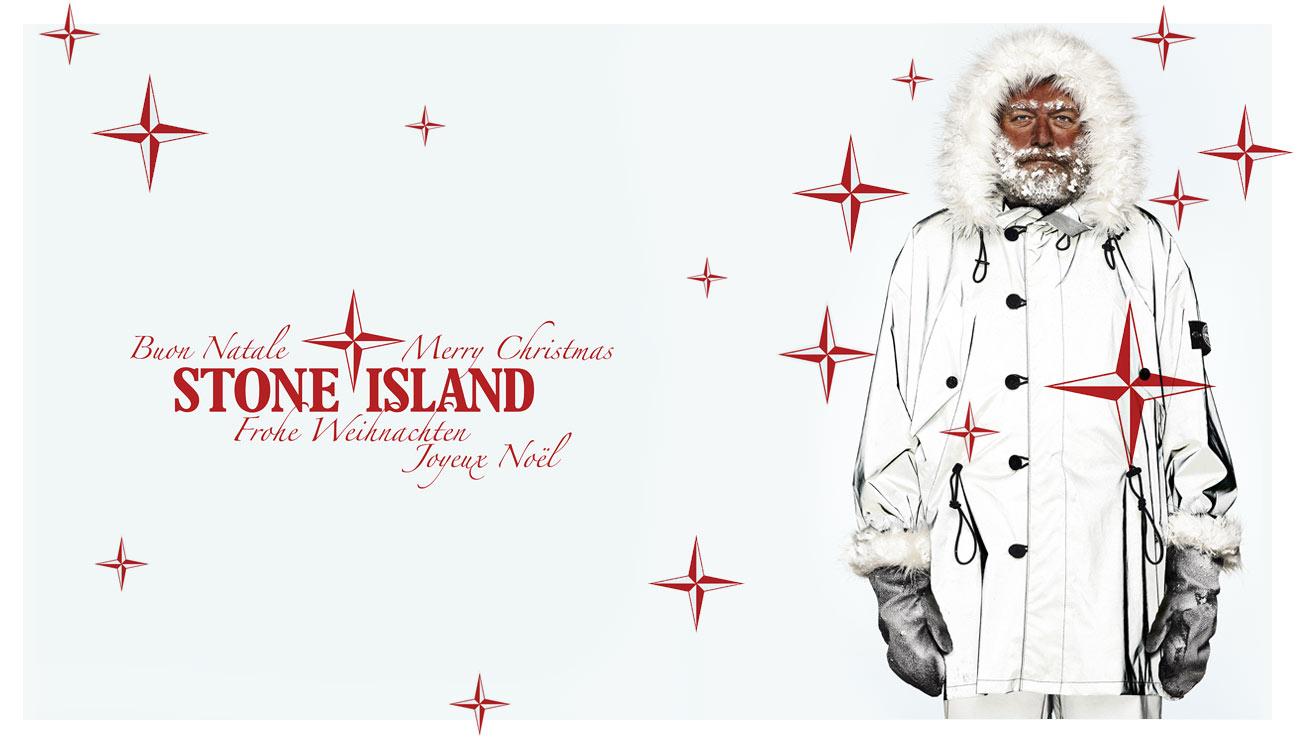 Weihnachtsessen Island.Frohe Weihnachten Stone Island Corporate