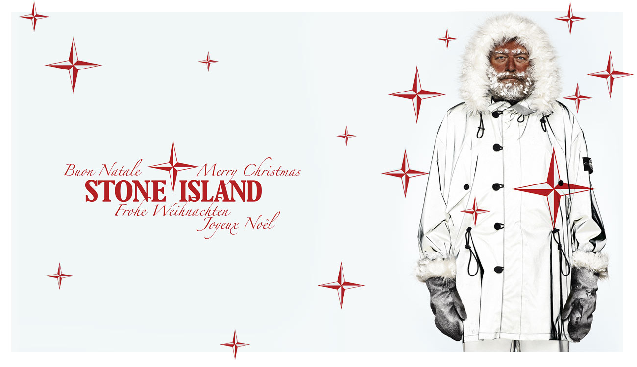 Merry Christmas - Stone Island Corporate