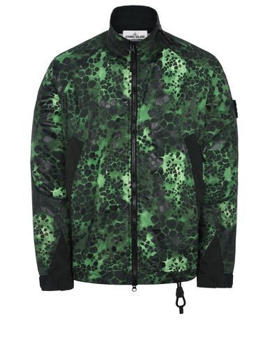 446E1 ALLIGATOR CAMO LIGHT COTTON-NYLON REP