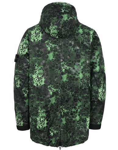 707E1 ALLIGATOR CAMO LIGHT COTTON-NYLON REP